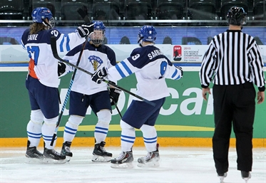 Finnish U18 sharp